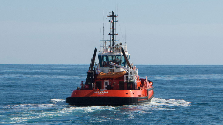 17 ASD Azimuth Stern Drive tugs for harbour towage