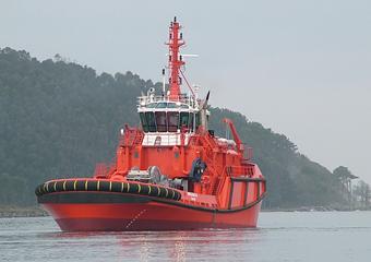 Deep Sea Tug